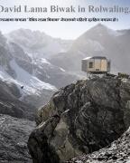 David Lama Biwak in Rolwaling, 5080m: First ever in Himalaya