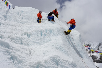 Mt. Everest (8848) Expedition via Nepal