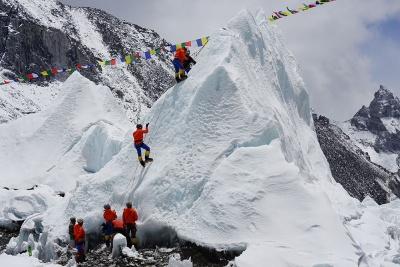 Mt. Everest via North Ridge